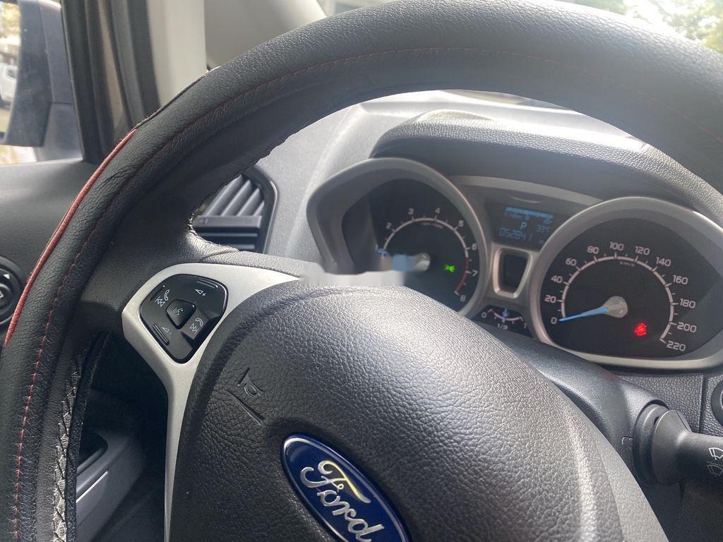 Bán ô tô Ford EcoSport đời 2015, màu xám  (2)