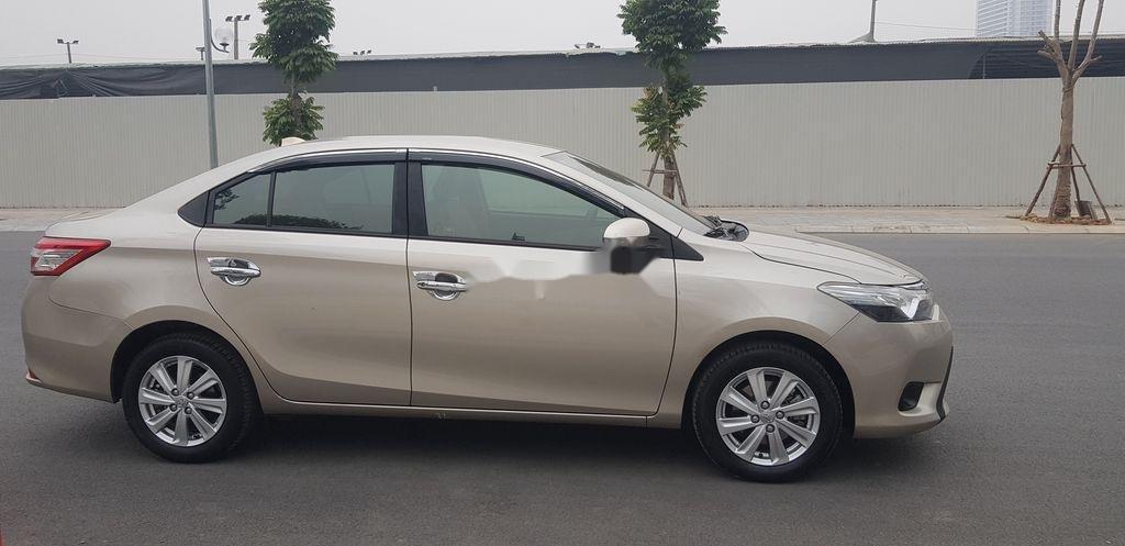Cần bán Toyota Vios sản xuất năm 2017 chính chủ (5)