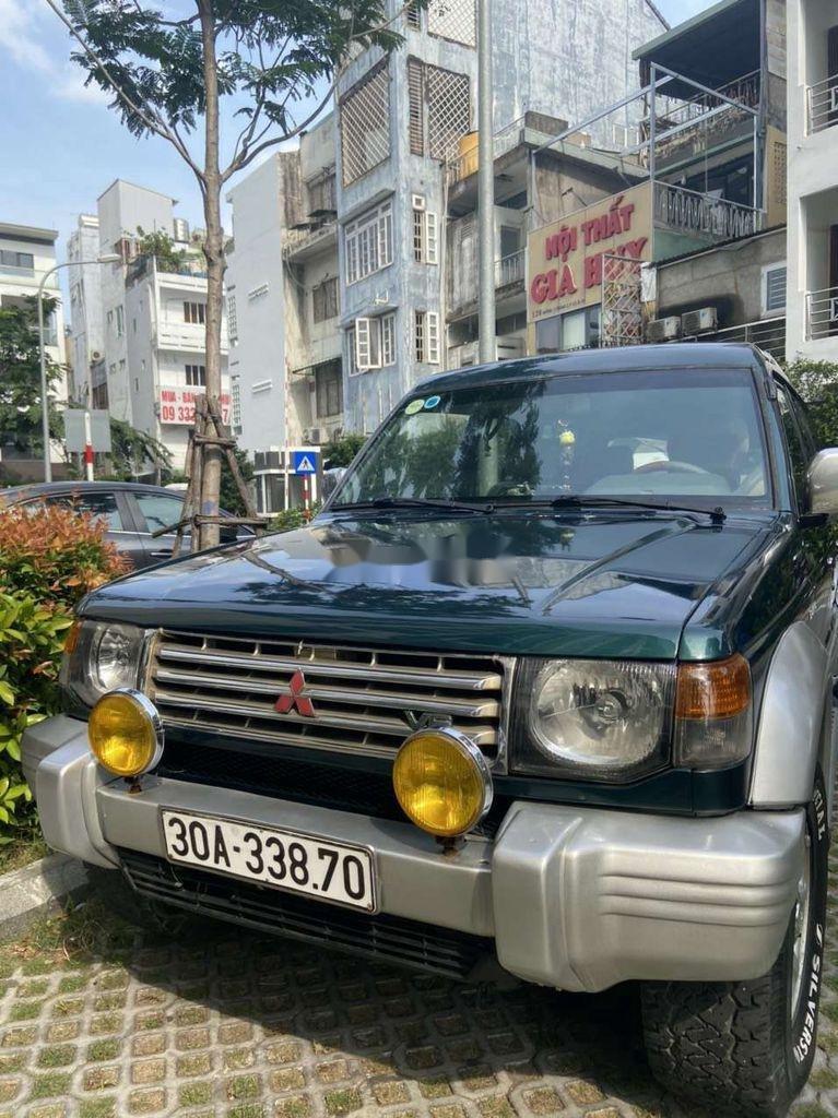 Bán Mitsubishi Pajero sản xuất năm 1996, nhập khẩu  (2)