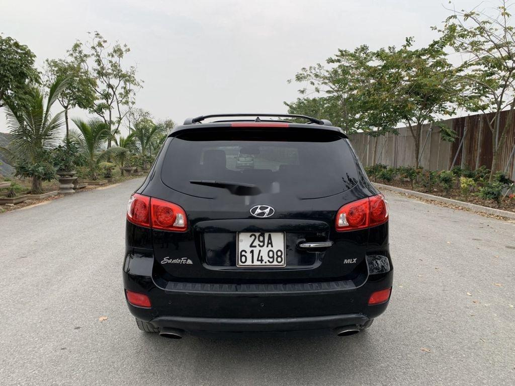 Cần bán Hyundai Santa Fe sản xuất năm 2018, màu đen, 445 triệu (3)