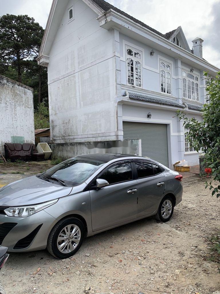 Bán xe Toyota Vios sản xuất năm 2019, xe chính chủ giá ưu đãi (1)