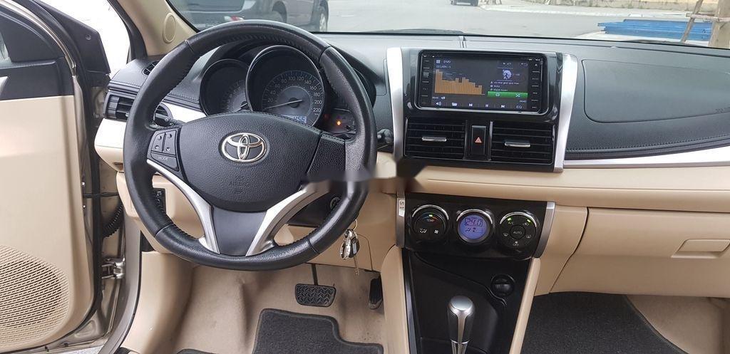 Cần bán Toyota Vios sản xuất năm 2017 chính chủ (11)