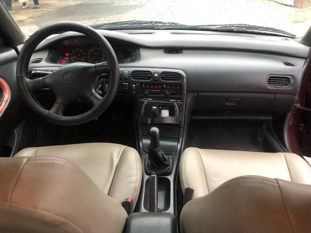 Bán xe Mazda 626 đời 1995, màu đỏ, xe nhập (3)