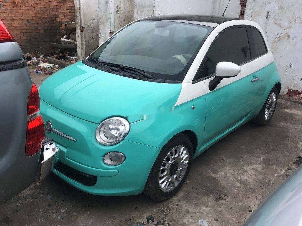 Cần bán xe Fiat 500 đời 2009, xe chính chủ (5)
