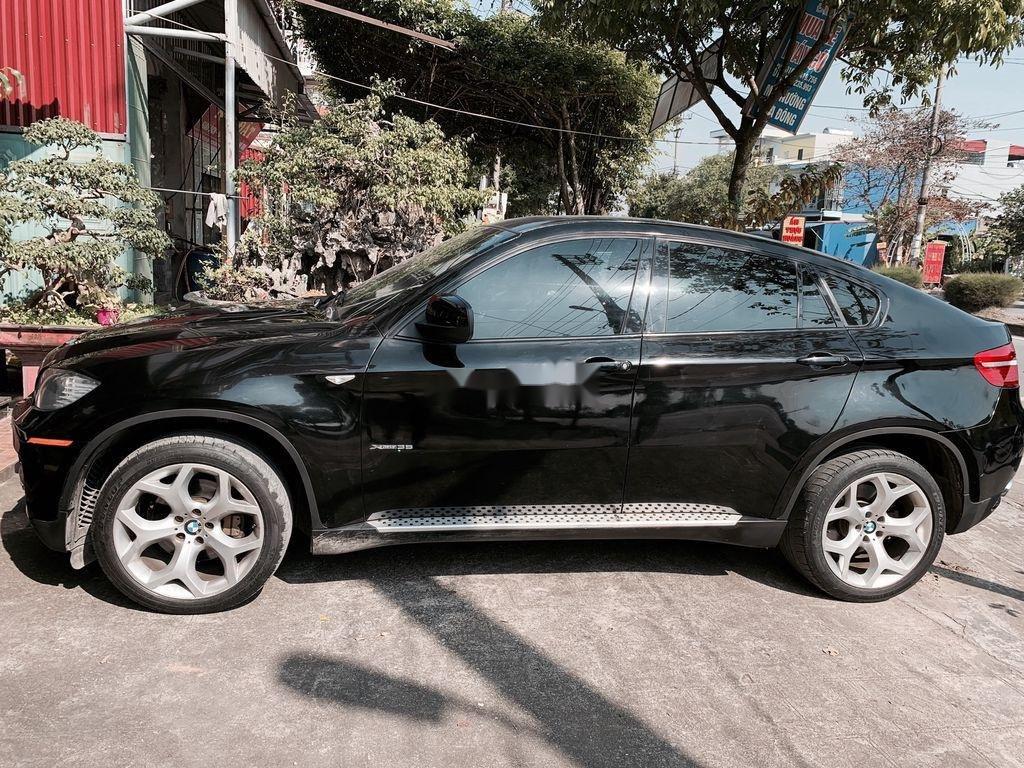 Cần bán lại xe BMW X6 năm 2009, màu đen, nhập khẩu, giá tốt (8)