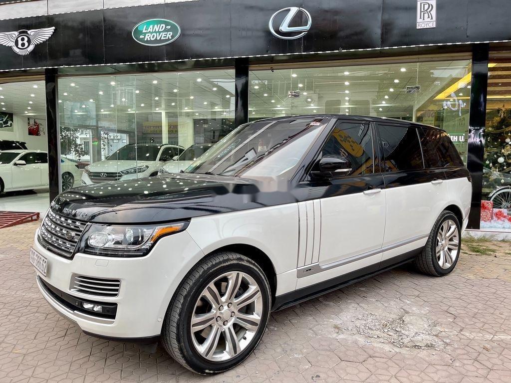 Bán LandRover Range Rover Black Edition sản xuất 2014, hai màu (3)