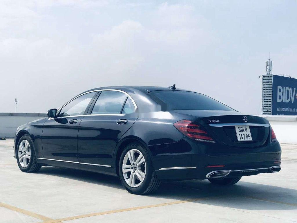 Xe Mercedes S450 đời 2019 chính chủ (10)