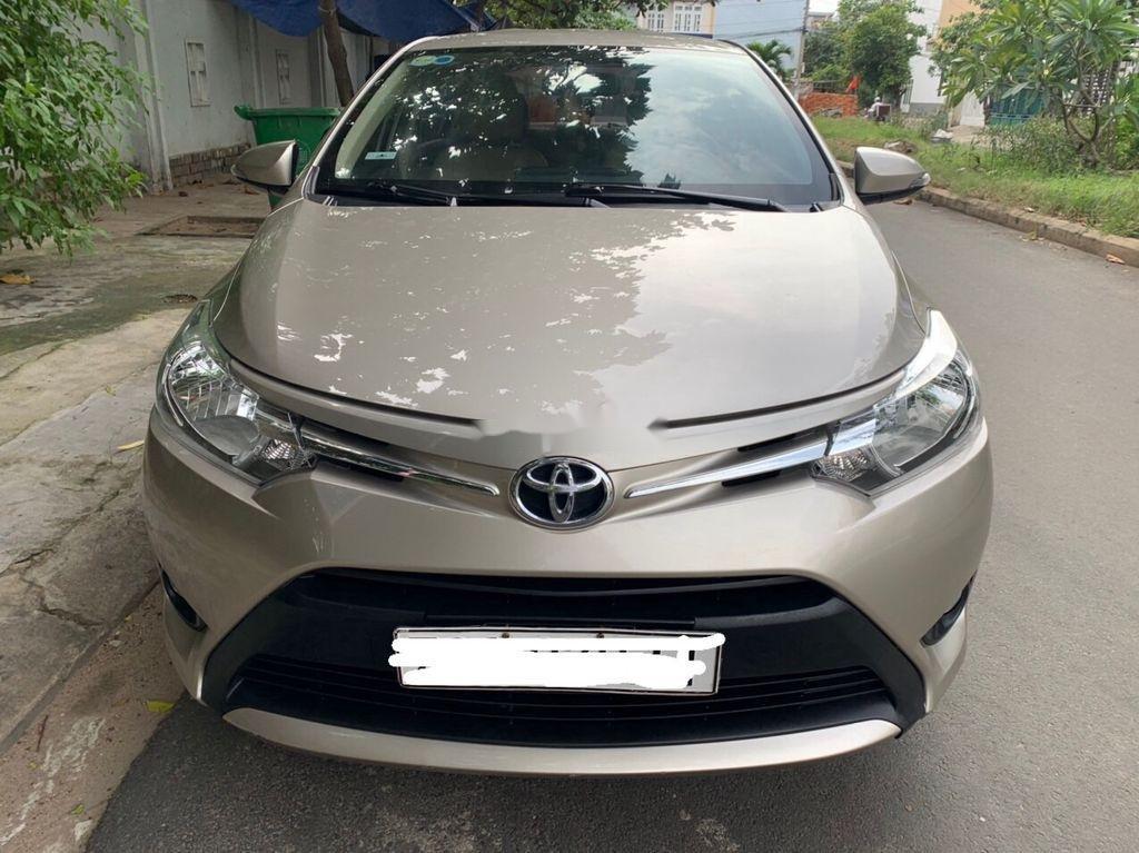 Cần bán lại xe Toyota Vios năm 2017, giá thấp, động cơ ổn định (3)