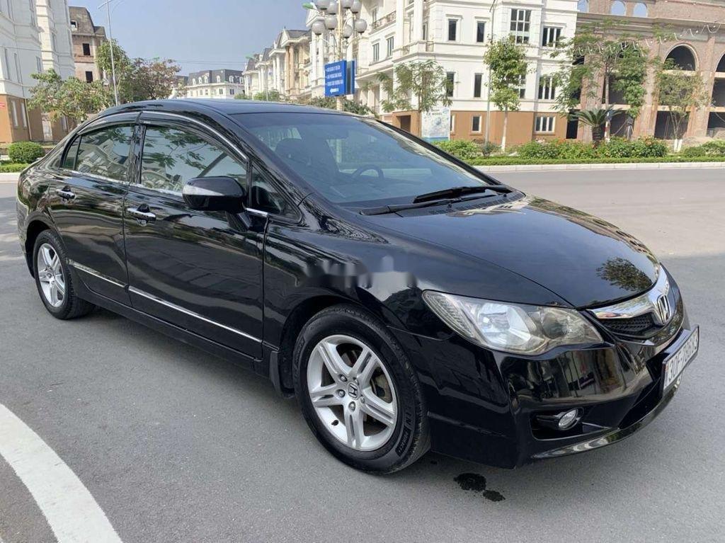 Cần bán Honda Civic đời 2010, màu đen, nhập khẩu nguyên chiếc (1)