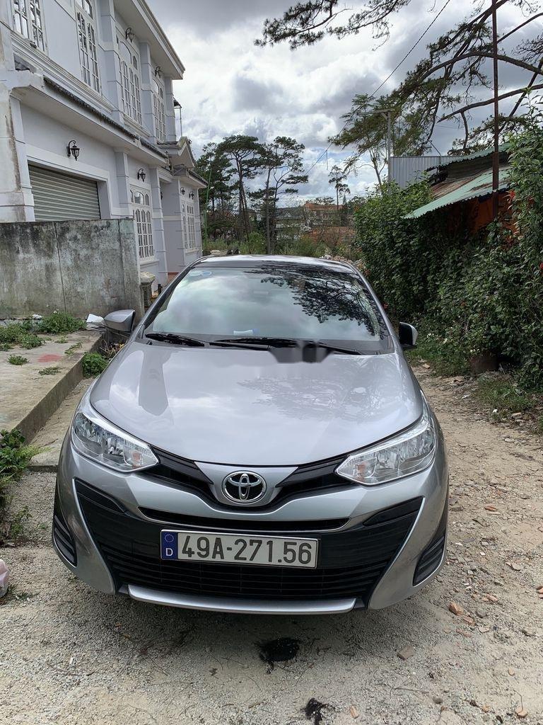 Bán xe Toyota Vios sản xuất năm 2019, xe chính chủ giá ưu đãi (2)
