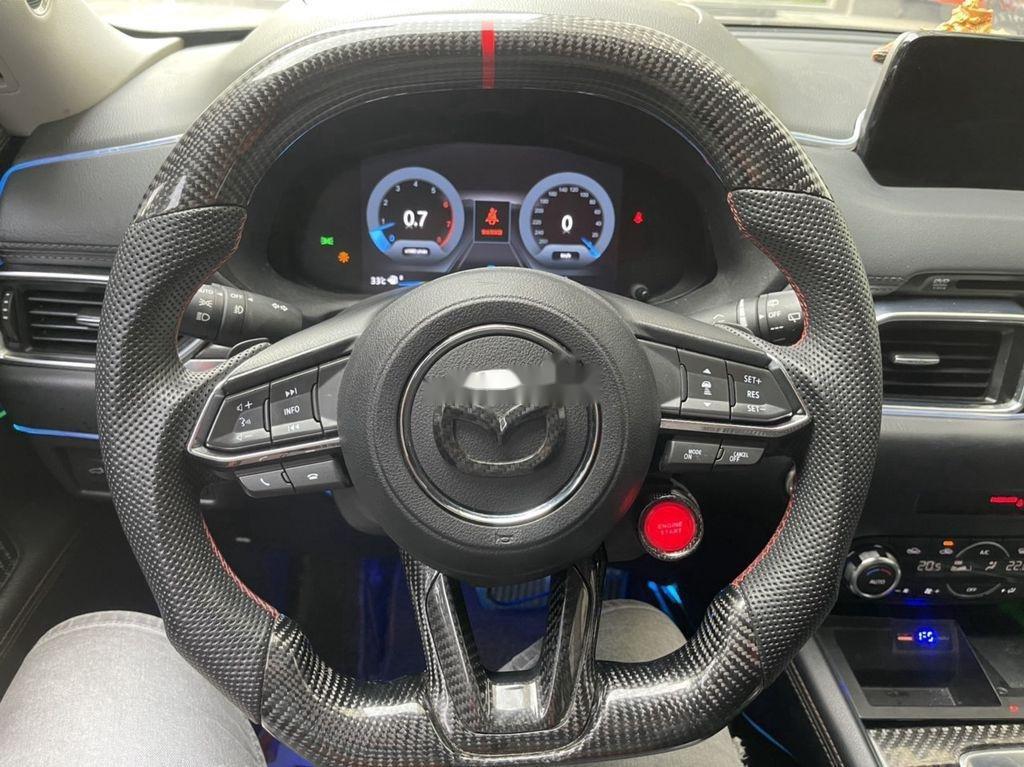 Bán Mazda CX 5 sản xuất 2018, màu xanh lam (6)