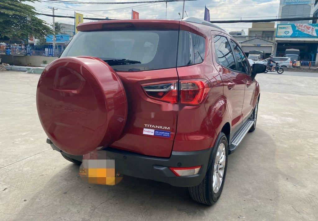 Bán Ford EcoSport sản xuất năm 2015, màu đỏ, giá chỉ 435 triệu (3)