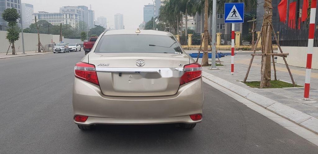 Cần bán Toyota Vios sản xuất năm 2017 chính chủ (6)