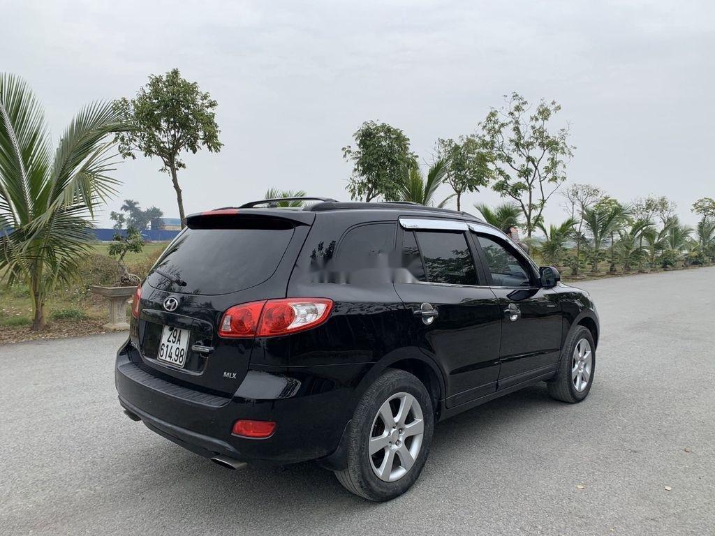Cần bán Hyundai Santa Fe sản xuất năm 2018, màu đen, 445 triệu (12)
