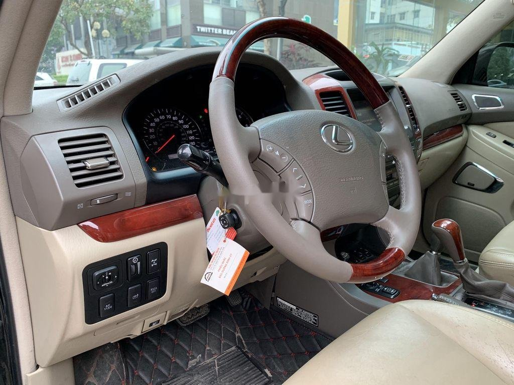Bán ô tô Lexus GX 470 4WD sản xuất 2007, nhập khẩu (5)