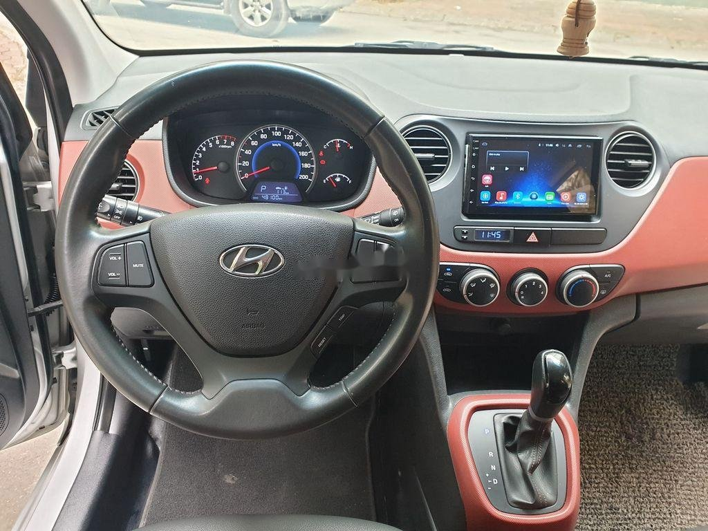 Cần bán lại xe Hyundai Grand i10 sản xuất 2016, xe nhập (10)