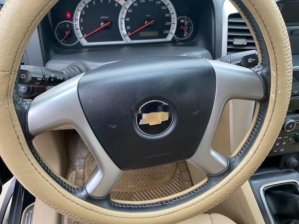 Cần bán xe Chevrolet Captiva đời 2008, màu đen, xe nhập, giá 228tr (7)