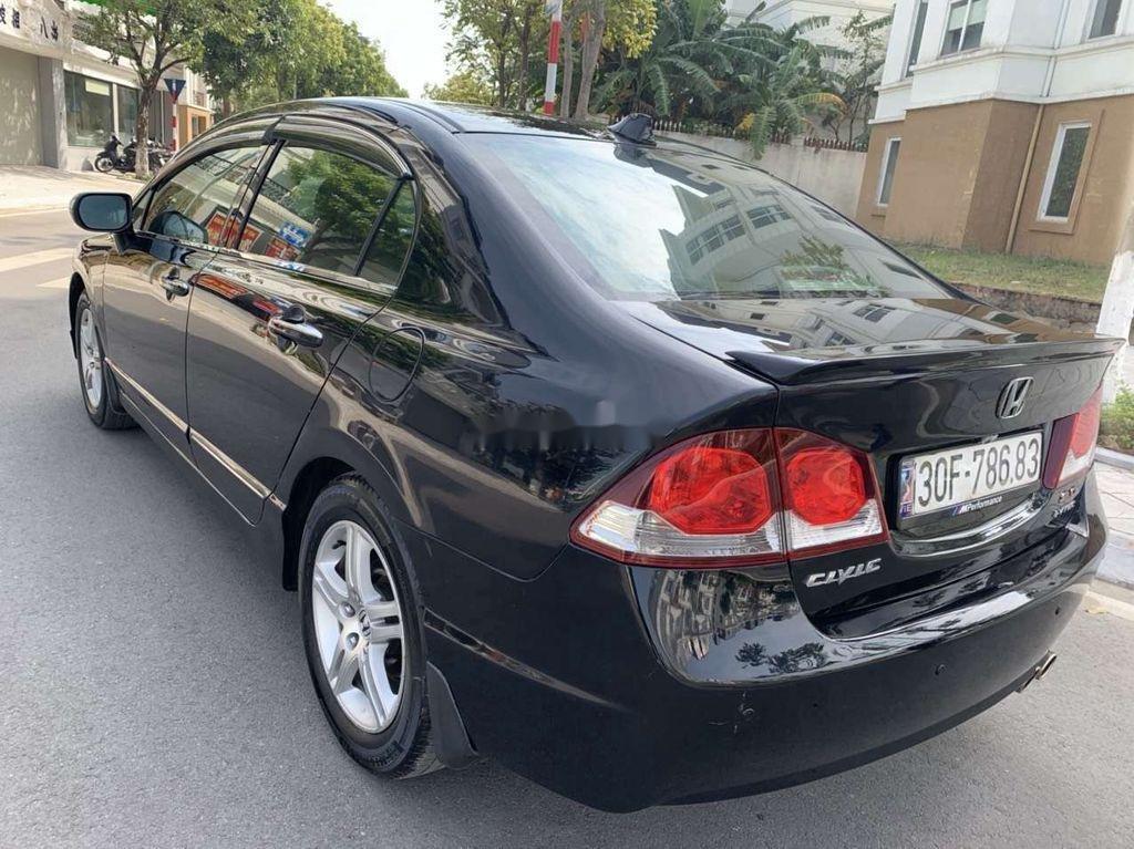 Cần bán Honda Civic đời 2010, màu đen, nhập khẩu nguyên chiếc (11)