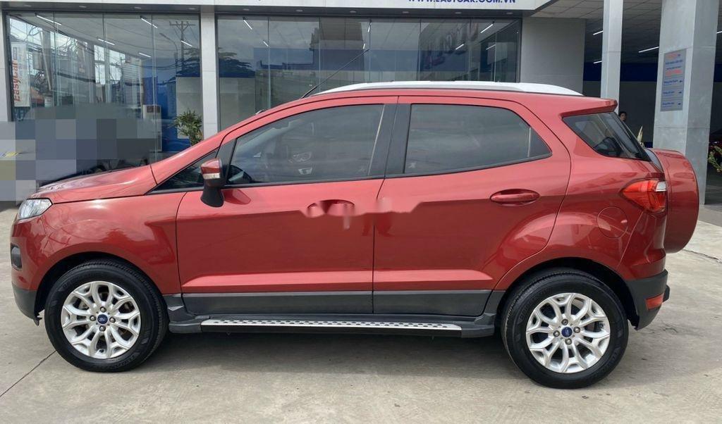 Bán Ford EcoSport sản xuất năm 2015, màu đỏ, giá chỉ 435 triệu (6)