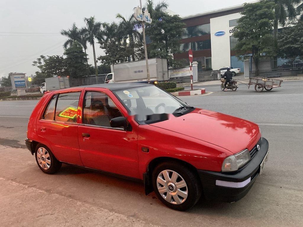 Bán ô tô Daihatsu Charade đời 1992, màu đỏ, xe nhập (1)