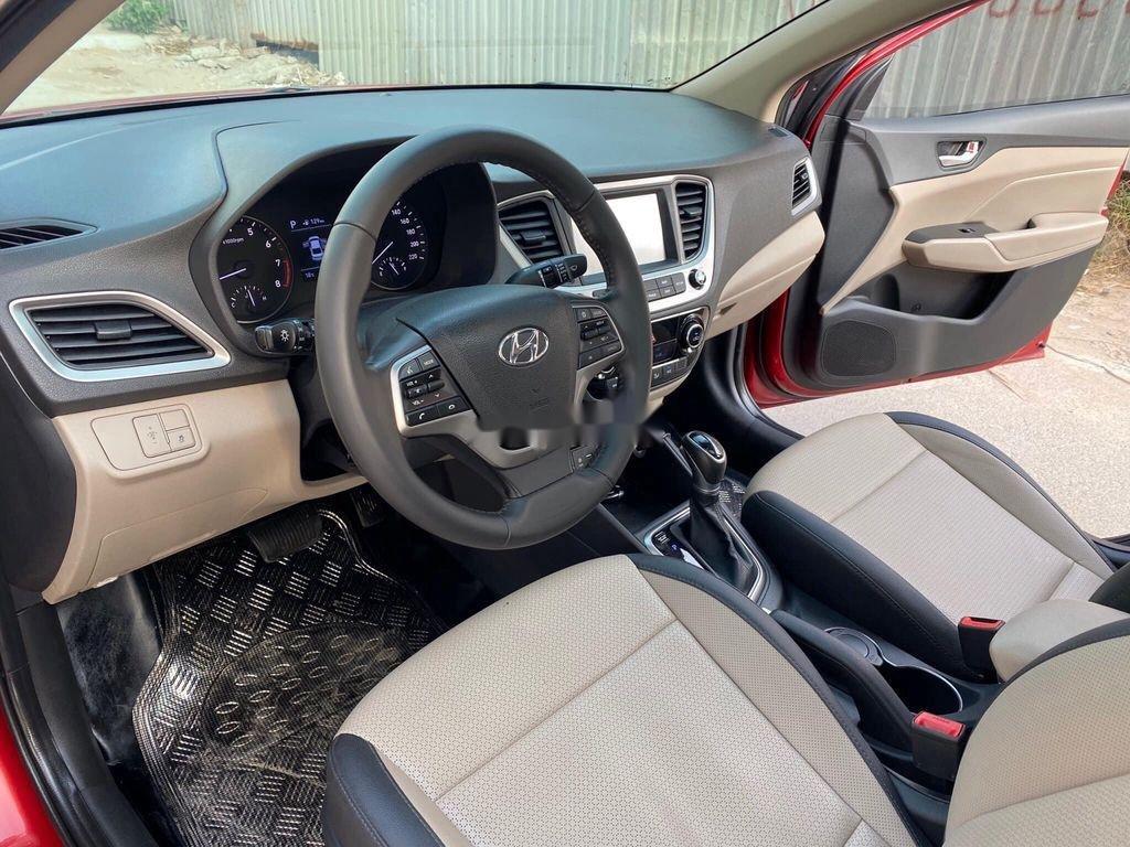 Bán Hyundai Accent sản xuất năm 2019, màu đỏ (8)