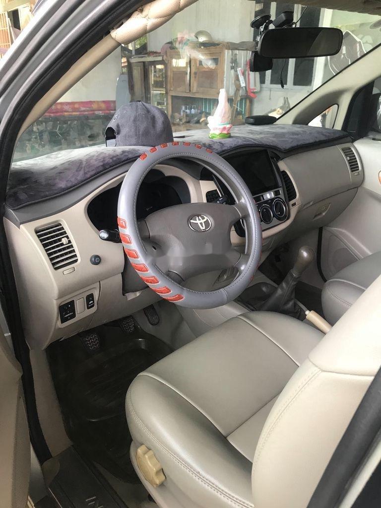Bán Toyota Innova năm 2009, màu bạc  (2)