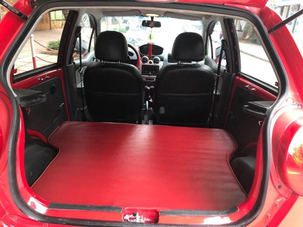 Bán Chevrolet Spark đời 2015, màu đỏ chính chủ, giá tốt (10)