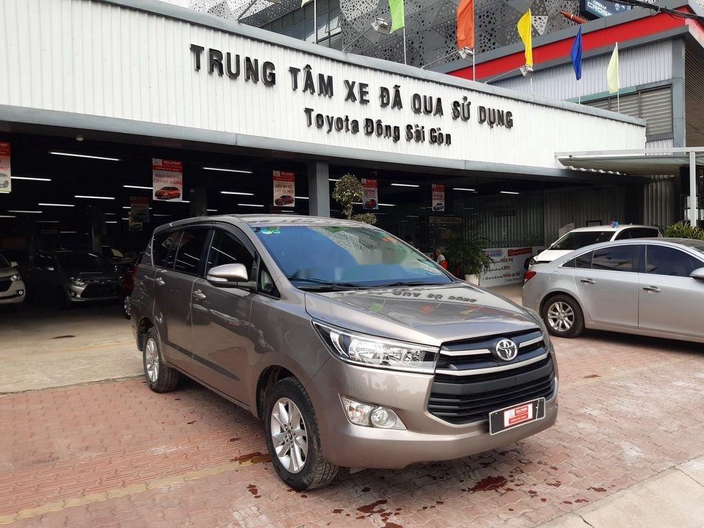Cần bán gấp Toyota Innova G năm 2017, giá thấp, chính chủ sử dụng (3)