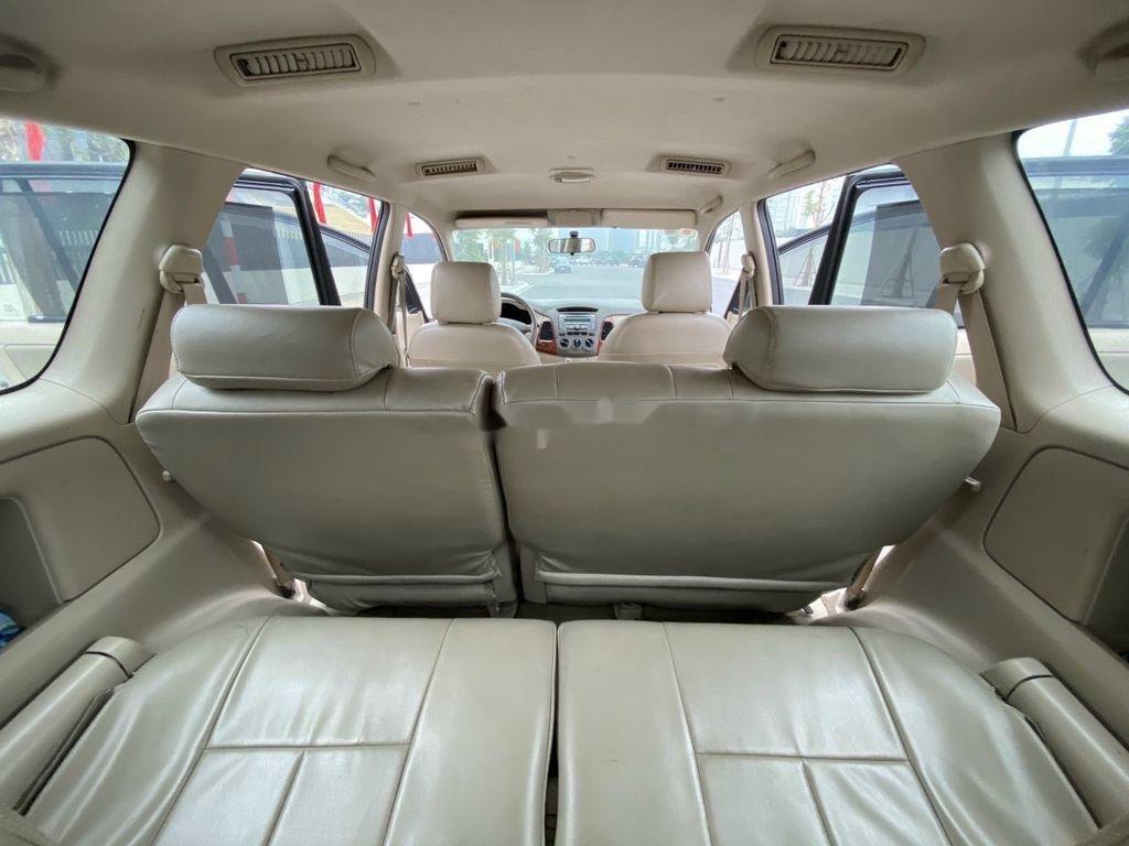 Cần bán xe Toyota Innova năm 2007, màu bạc chính chủ, giá 275tr (11)