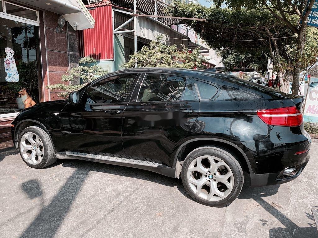 Cần bán lại xe BMW X6 năm 2009, màu đen, nhập khẩu, giá tốt (7)