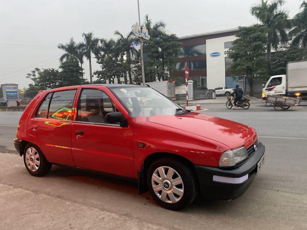 Bán ô tô Daihatsu Charade đời 1992, màu đỏ, xe nhập (10)