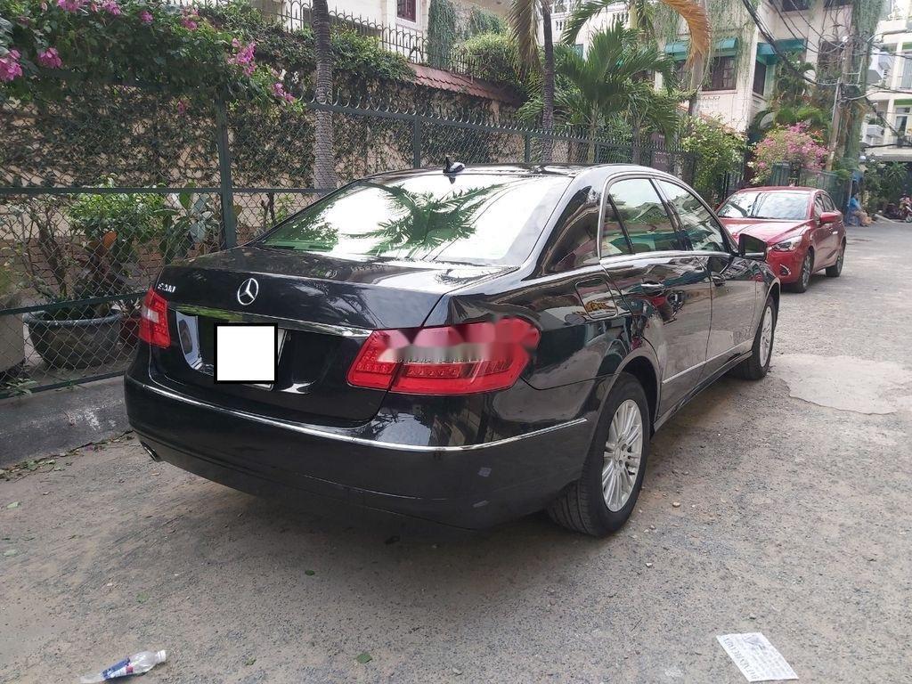 Xe Mercedes E class đời 2011, màu đen (4)