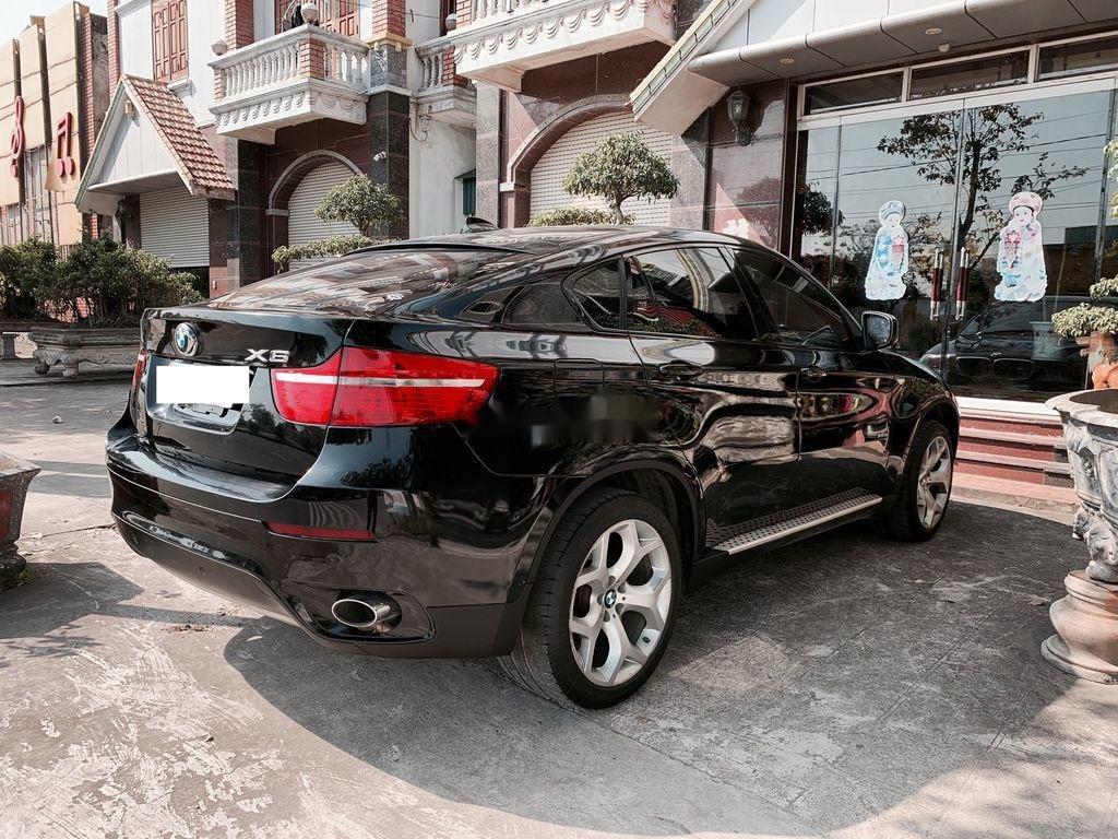 Cần bán lại xe BMW X6 năm 2009, màu đen, nhập khẩu, giá tốt (4)