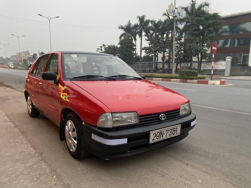 Bán ô tô Daihatsu Charade đời 1992, màu đỏ, xe nhập (9)