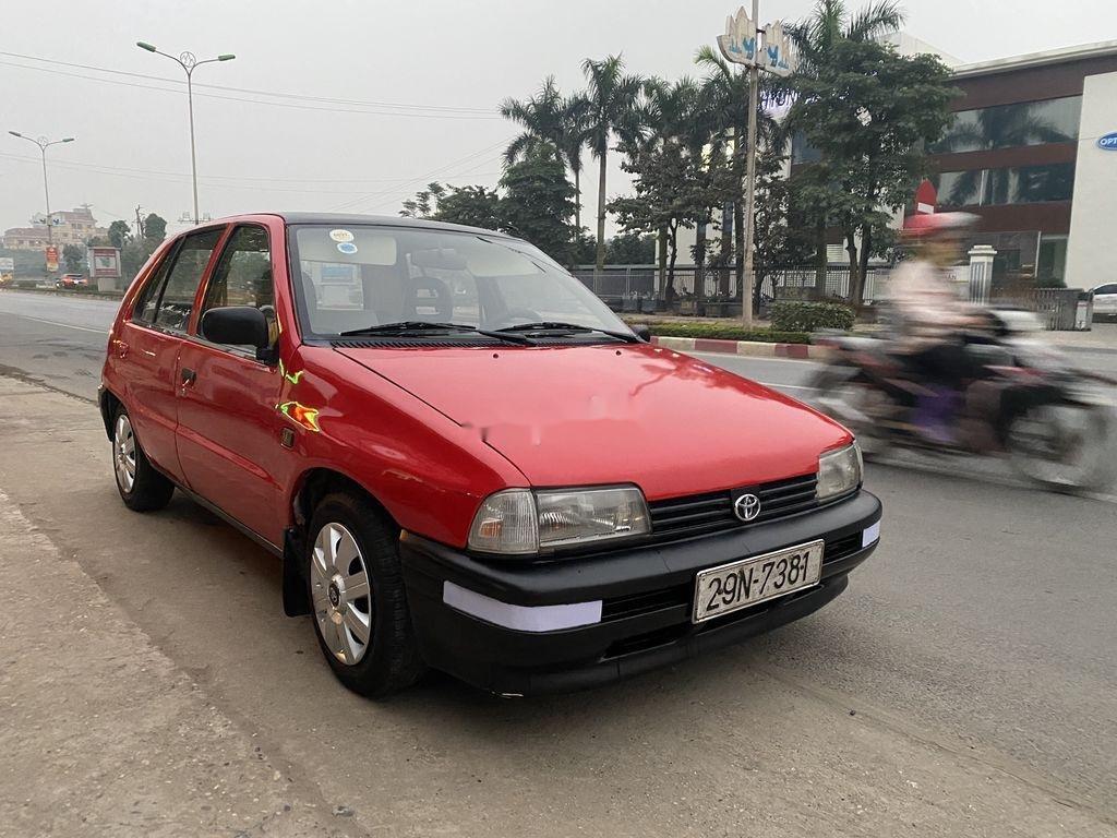 Bán ô tô Daihatsu Charade đời 1992, màu đỏ, xe nhập (8)