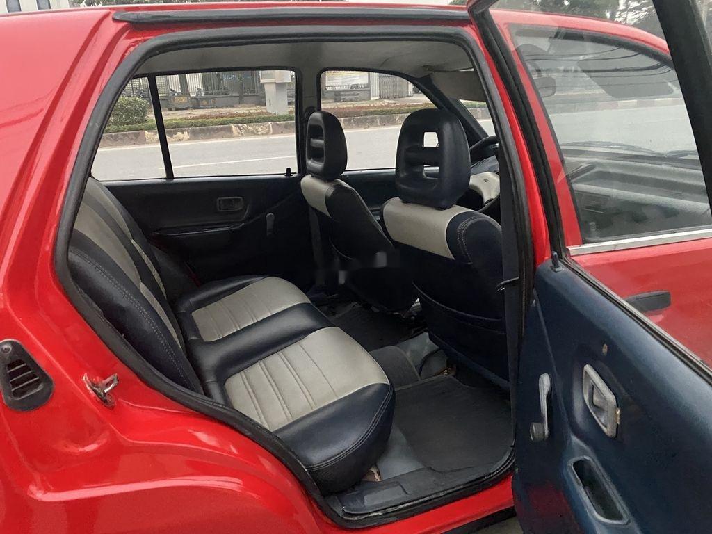 Bán ô tô Daihatsu Charade đời 1992, màu đỏ, xe nhập (4)