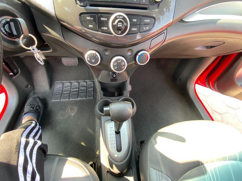 Cần bán lại xe Chevrolet Spark đời 2013, màu đỏ  (7)