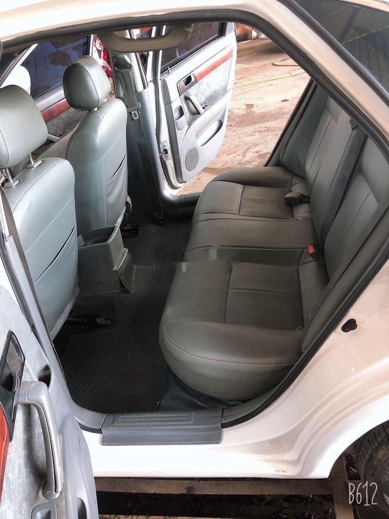 Bán ô tô Daewoo Lacetti sản xuất 2005, màu trắng (6)