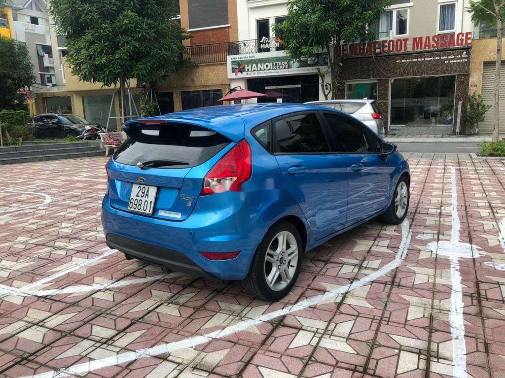 Bán Ford Fiesta 2013, màu xanh lam chính chủ, giá 335tr (2)