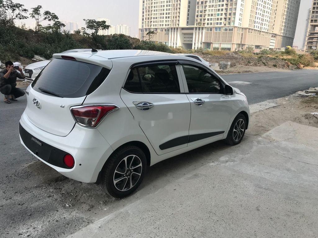 Bán Hyundai Grand i10 sản xuất 2019, màu trắng (5)