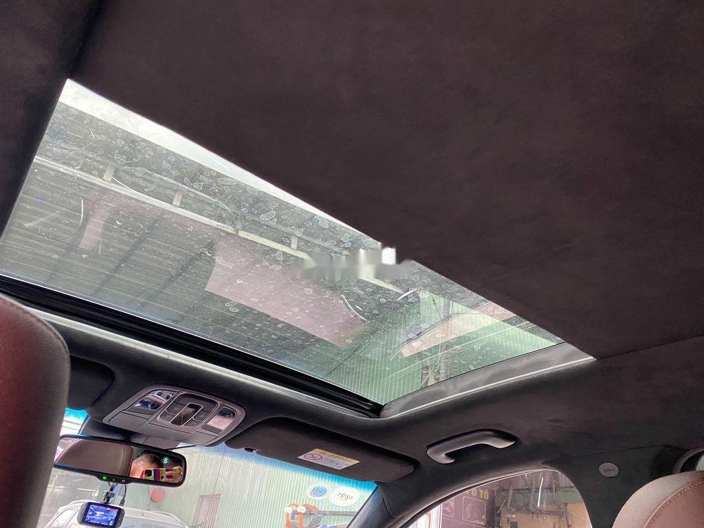 Bán Hyundai Santa Fe năm 2019, màu xanh lam chính chủ (11)