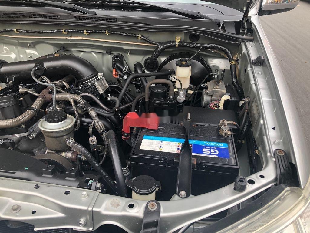 Cần bán lại xe Toyota Fortuner sản xuất năm 2009, màu bạc, giá 455tr (5)