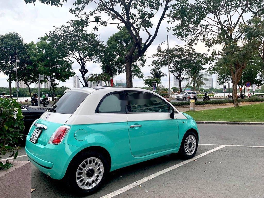 Cần bán xe Fiat 500 đời 2009, xe chính chủ (6)