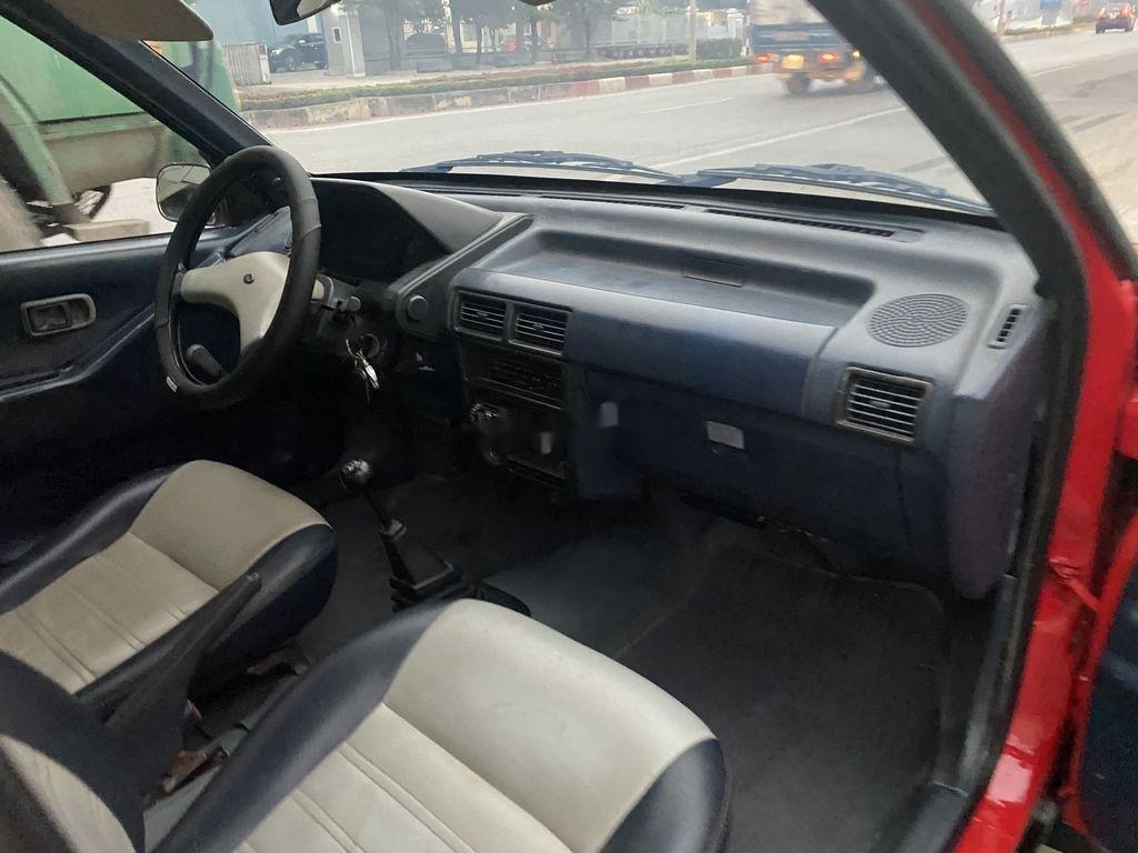 Bán ô tô Daihatsu Charade đời 1992, màu đỏ, xe nhập (6)