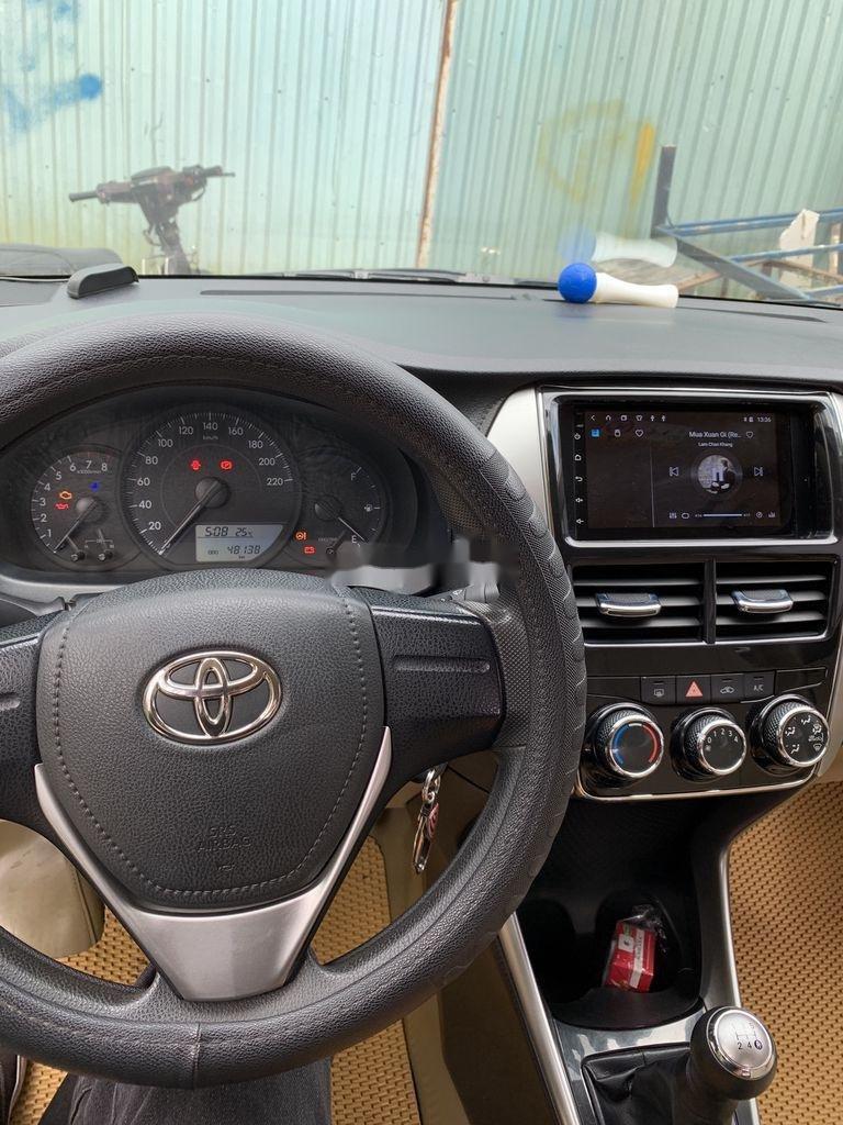 Bán xe Toyota Vios sản xuất năm 2019, xe chính chủ giá ưu đãi (7)