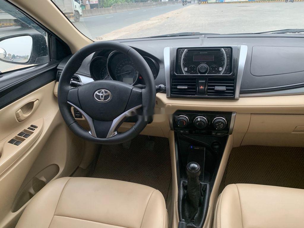 Cần bán gấp Toyota Vios 2016, màu đen, xe nhập, giá tốt (3)