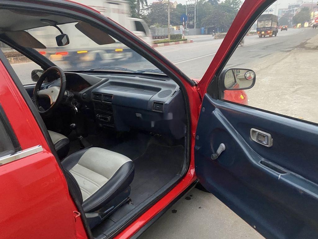 Bán ô tô Daihatsu Charade đời 1992, màu đỏ, xe nhập (5)