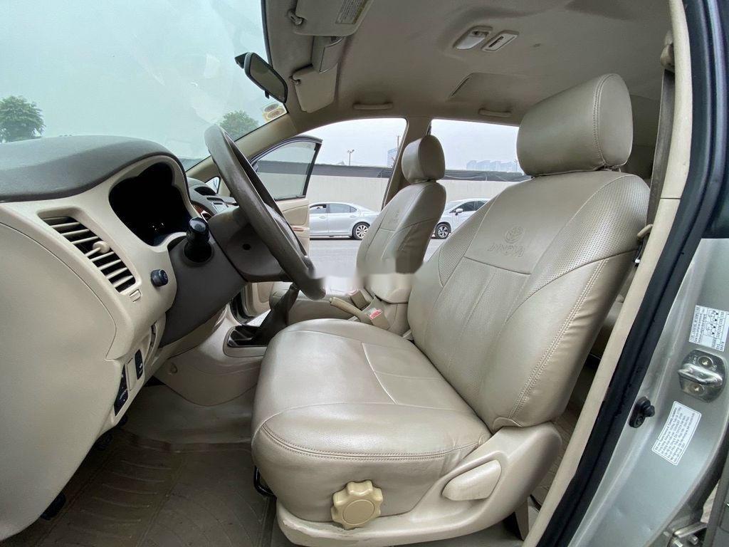 Cần bán xe Toyota Innova năm 2007, màu bạc chính chủ, giá 275tr (8)