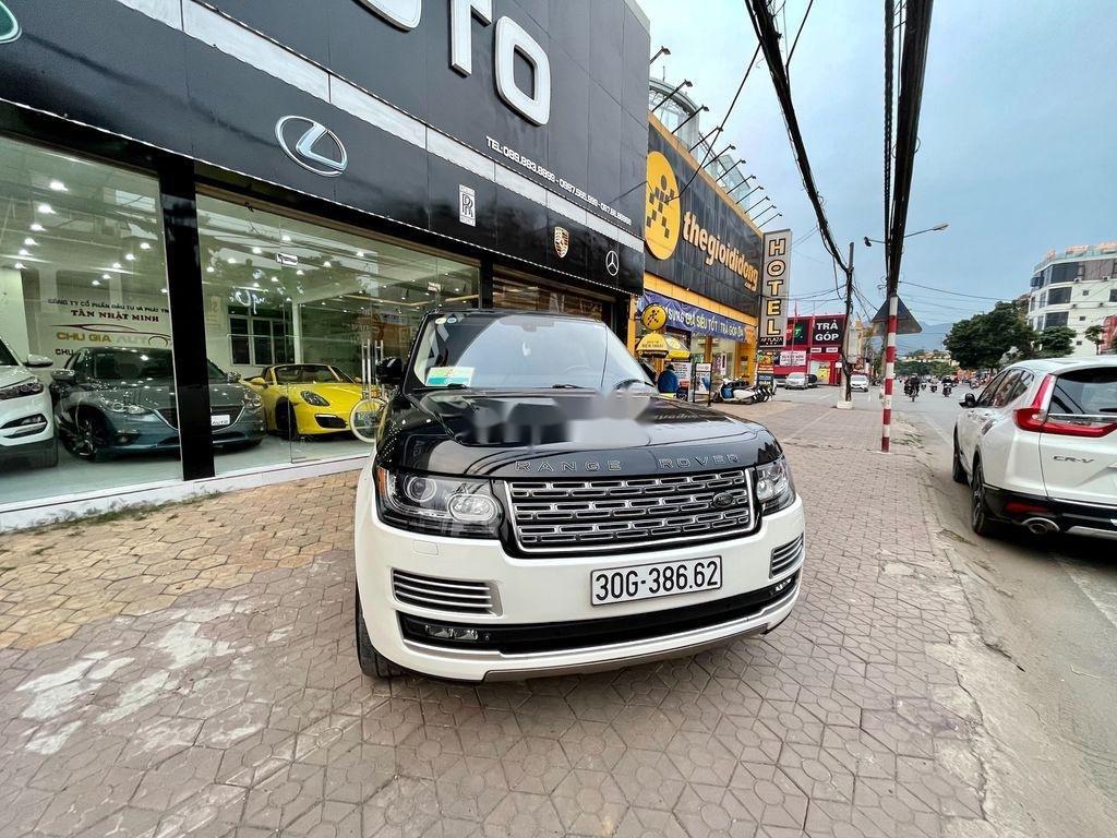 Bán LandRover Range Rover Black Edition sản xuất 2014, hai màu (2)