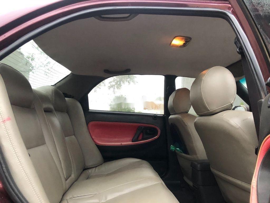 Bán xe Mazda 626 đời 1995, màu đỏ, xe nhập (5)